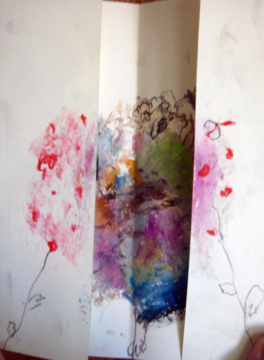 Painting (© by Mako Fuwa)